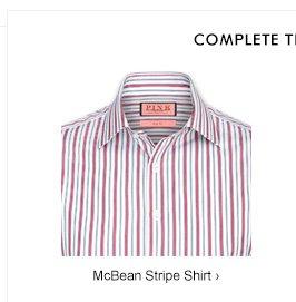 McBean Stripe Shirt