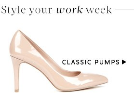 Shop Classic Pumps
