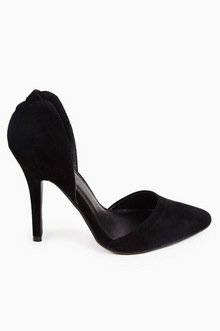 D'ORSAY POINTED HEEL 36