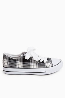 PLAID ABOUT YOU SNEAKERS 25