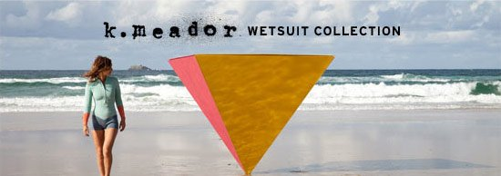k.meader Wetsuit Collection