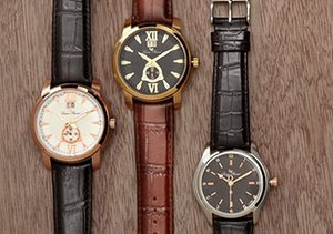 Shift Into Neutral: Watches & Bracelets