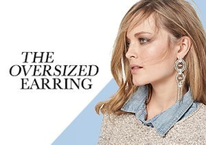 Fall 2013: The Oversized Earring
