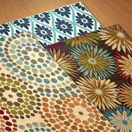 Floor Plan: Distinctive Rugs