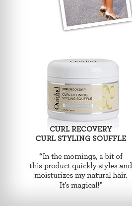 Curl Recovery Curl Styling Souffle