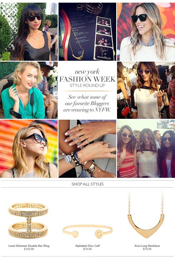 NYFW | Blogger Roundup