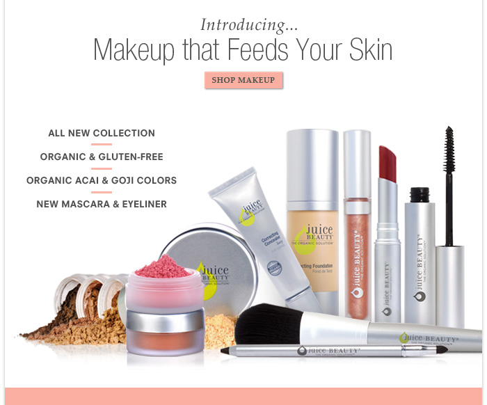 Introducing Makeup that Feeds your Skin