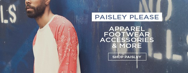 Check Out the Latest Fall Paisleys