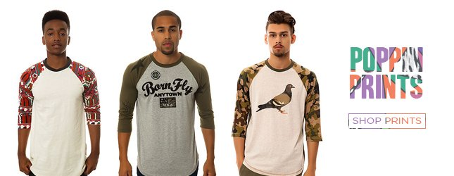 Check Out the Latest Fall Prints