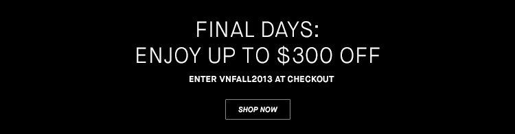 Enjoy Up To $300 Off