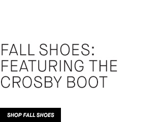 Shop Fall Shoes