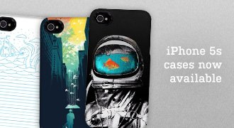 iPhone 5s cases now available
