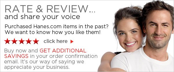 Rate & Review and Share Your Voice