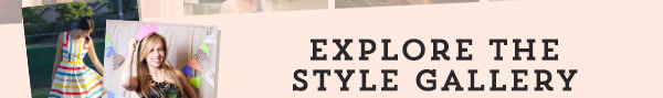 Explore the Style Gallery