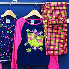 Candlesticks Girls Sleepwear under $15