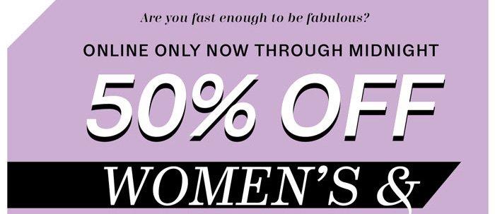 Women's &