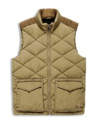 Plectrum Duck & Down Gilet