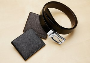 a.testoni: Belts & Wallets