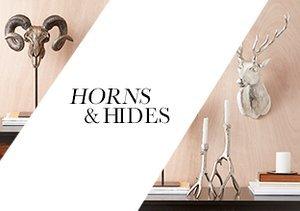 Fall 2013: Horns & Hides
