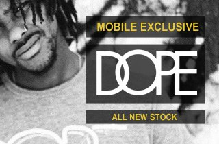 New Dope Stock. Click to Buy.