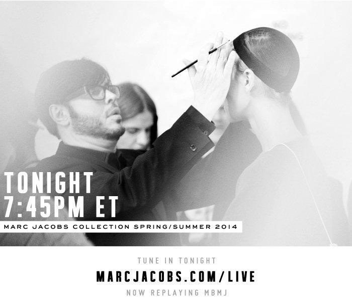 Marc Jacobs Live