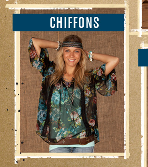 Shop Chiffon Tops