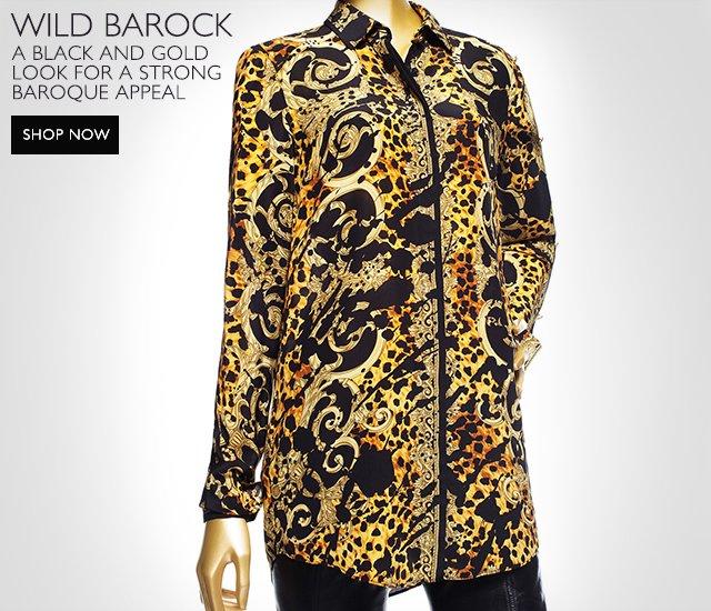 Wild Barock - Pre Fall 2013/14 Women Collection