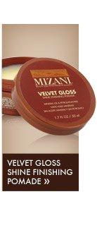 Velvet Gloss Pomade