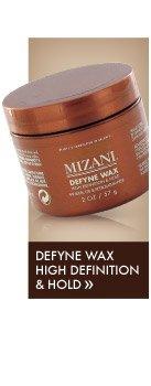 Defyne Wax