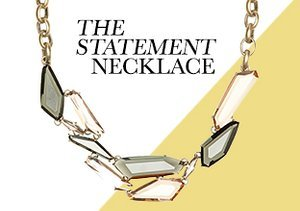 Fall 2013: The Statement Necklace