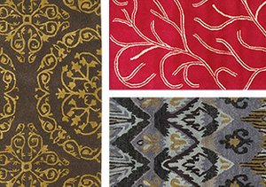 Patterned Palette: Chandra Rugs