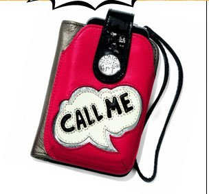 Call me phone case