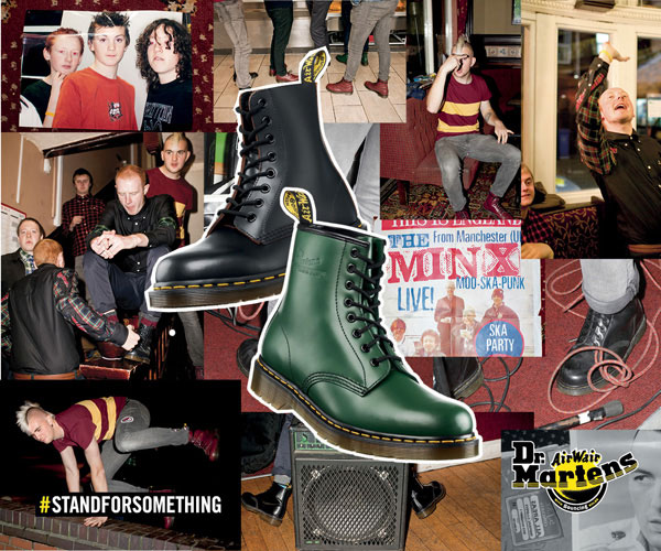 Stand for Something with Dr. Martens