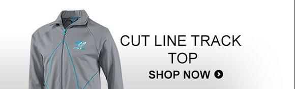 CUT LINE TRACK TOP SHOP NOW  »