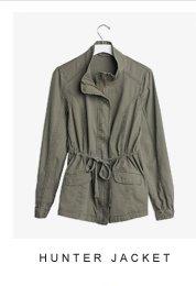 Shop Hunter Military Jacket