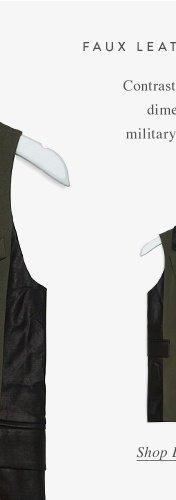 Shop Davidson Vest