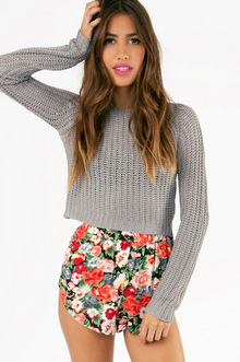 ON A BOAT NECK SWEATER 39