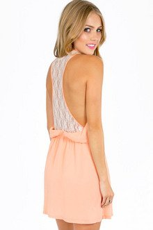 IN BETWEEN LACE DRESS 35