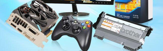 VGA, Controller, Toner