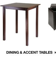 Dining & Accent Tables