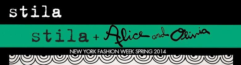stila + alice and olivia