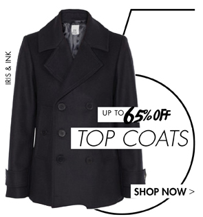 UP TO 65% OFF COATS SHOP NOW