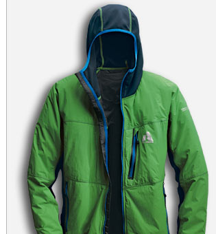 Accelerant Hybrid Jacket Men's