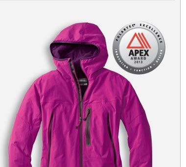 Propellant Soft Shell Jacket Women's
