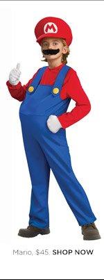 Mario, $45. SHOP NOW