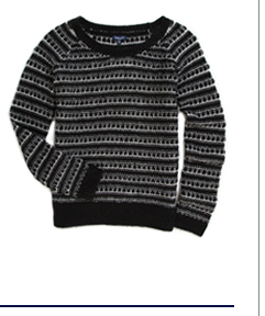 Hudson Stripe Pullover