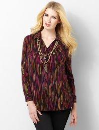 Bright Ikat Shirt