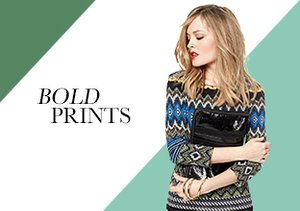 Fall 2013: Bold Prints