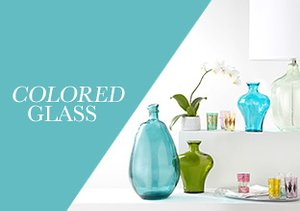 Fall 2013: Colored Glass