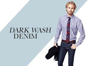 Fall 2013: Dark Wash Denim